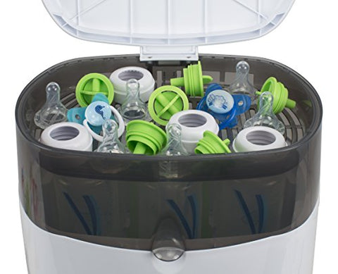 Dr. Brown's Deluxe Bottle Sterilizer - Present Baby | clothes, rompers, bibs, shoes, blankets, dresses & more