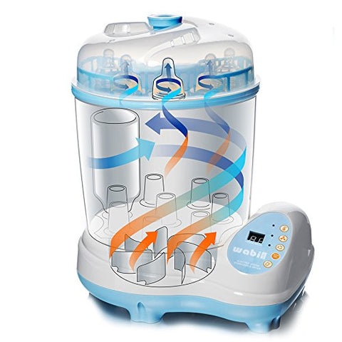 Wabi Baby Electric Steam Sterilizer and Dryer Plus Version - Present Baby | clothes, rompers, bibs, shoes, blankets, dresses & more