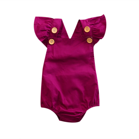 Lovely Stacy Romper - Present Baby | clothes, rompers, bibs, shoes, blankets, dresses & more