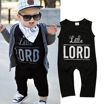 Little Lord Romper - Present Baby | clothes, rompers, bibs, shoes, blankets, dresses & more