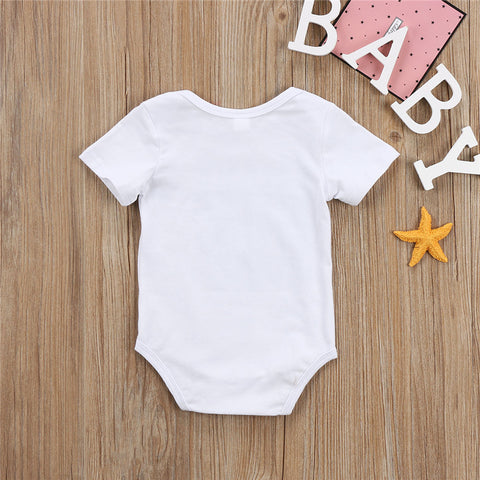 I Have The Best Mom Dad Ever Romper - Present Baby | clothes, rompers, bibs, shoes, blankets, dresses & more