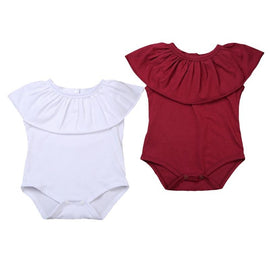 Plain Flair Baby Romper - Present Baby | clothes, rompers, bibs, shoes, blankets, dresses & more