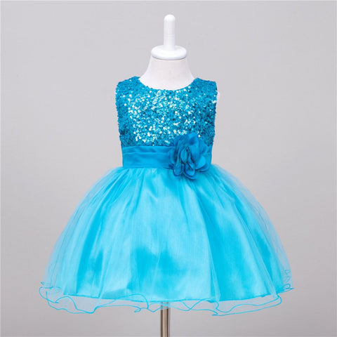 Sequin Summer Bowknot Tutu Dress - Present Baby | clothes, rompers, bibs, shoes, blankets, dresses & more