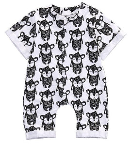 Baby Cub Romper - Present Baby | clothes, rompers, bibs, shoes, blankets, dresses & more