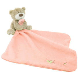 Cutey Bear Security Blanket