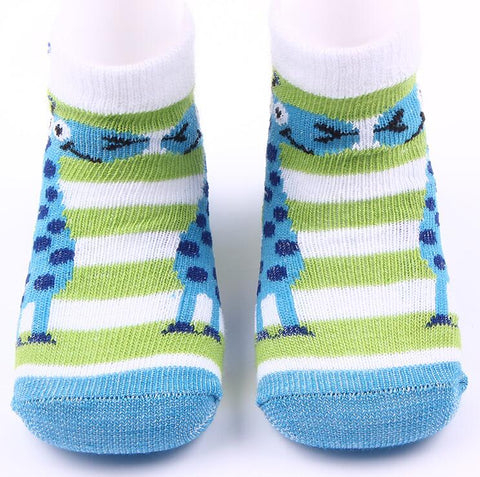 3 Pack - Happy Baby Sock Sports Set - Present Baby | clothes, rompers, bibs, shoes, blankets, dresses & more