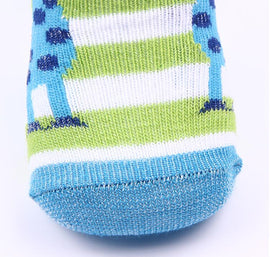 3 Pack - Happy Baby Socks Green Set - Present Baby | clothes, rompers, bibs, shoes, blankets, dresses & more