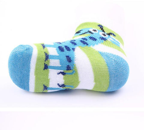 3 Pack - Happy Baby Socks Blue Set - Present Baby | clothes, rompers, bibs, shoes, blankets, dresses & more