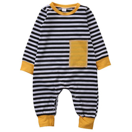 Stripey Summer Romper - Baby, Toddler & Infant Clothing - Romper Baby