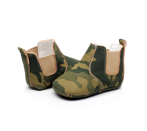 Baby Explorer Moccasin Shoes - Present Baby | clothes, rompers, bibs, shoes, blankets, dresses & more