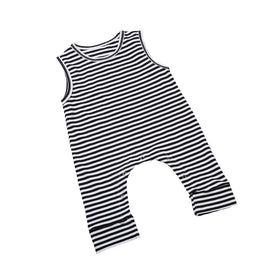 The Zebra Stripes Romper - Present Baby | clothes, rompers, bibs, shoes, blankets, dresses & more