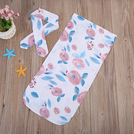 Fruit Tree Swaddle Blanket - Present Baby | clothes, rompers, bibs, shoes, blankets, dresses & more