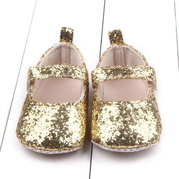 Glitter Diva Shoes - Present Baby | clothes, rompers, bibs, shoes, blankets, dresses & more