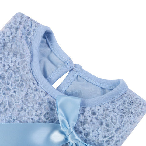 Daisy Dreaming Chiffon Lace Dress - Present Baby | clothes, rompers, bibs, shoes, blankets, dresses & more