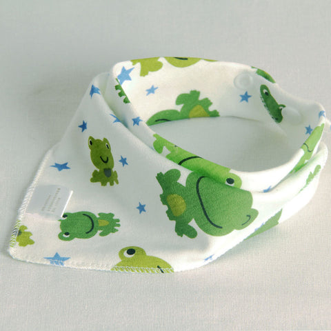 Bandana Baby Bib - Present Baby | clothes, rompers, bibs, shoes, blankets, dresses & more