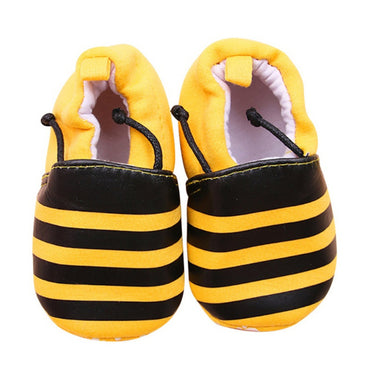 Baby Honey Bee Shoes - Present Baby | clothes, rompers, bibs, shoes, blankets, dresses & more