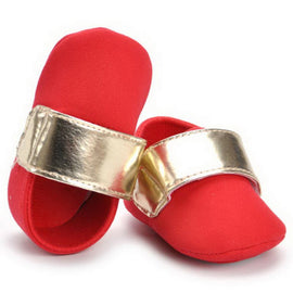 Rosy Gold Slip On Shoes - Present Baby | clothes, rompers, bibs, shoes, blankets, dresses & more