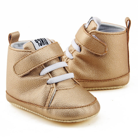 AINCP Gold Plus Baby Sneaker Shoes - Present Baby | clothes, rompers, bibs, shoes, blankets, dresses & more