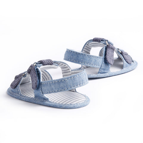 Ocean Palm Sandals - Present Baby | clothes, rompers, bibs, shoes, blankets, dresses & more