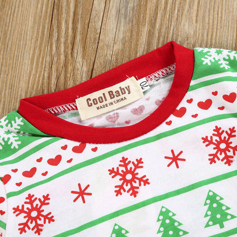 Christmas Forest Romper - Present Baby | clothes, rompers, bibs, shoes, blankets, dresses & more