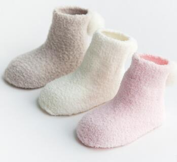 3 Pack - Warm Wool Socks - Present Baby | clothes, rompers, bibs, shoes, blankets, dresses & more