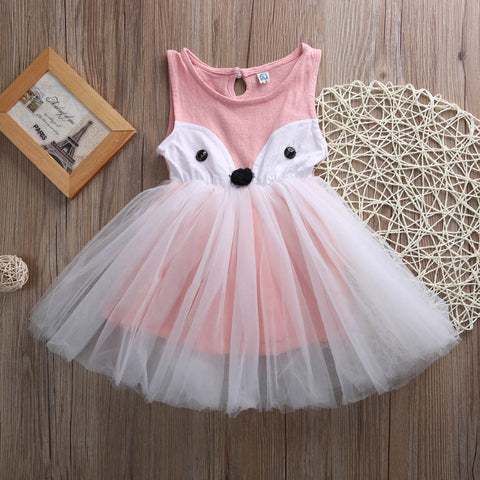 Foxy Princess Tulle Tutu Dress - Present Baby | clothes, rompers, bibs, shoes, blankets, dresses & more