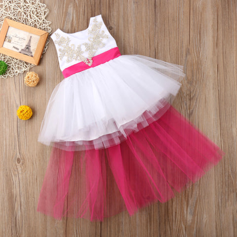 Golden Crochet Tutu Party Dress - Present Baby | clothes, rompers, bibs, shoes, blankets, dresses & more