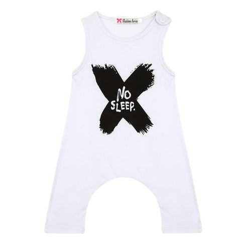 No Sleep Fashion Romper - Present Baby | clothes, rompers, bibs, shoes, blankets, dresses & more