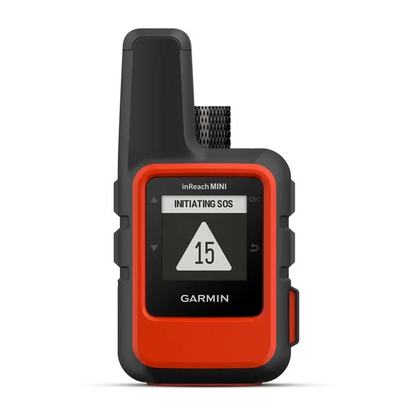 Garmin InReach and SPOT GPS & S.O.S. messengers