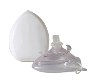 CPR Pocket Ventilator, Pocket Mask