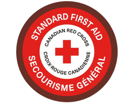 Standard First Aid Badge