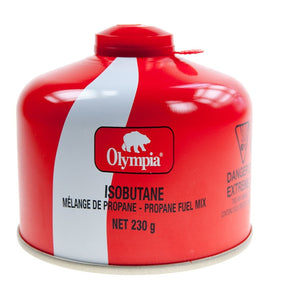 Isobutane Fuel Canister
