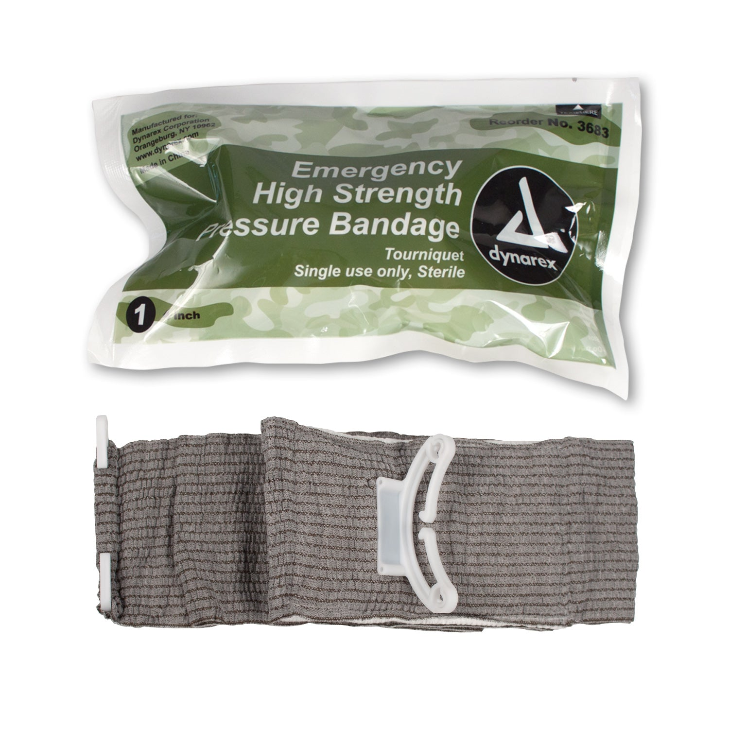 Emergency High Strength Pressure Bandage