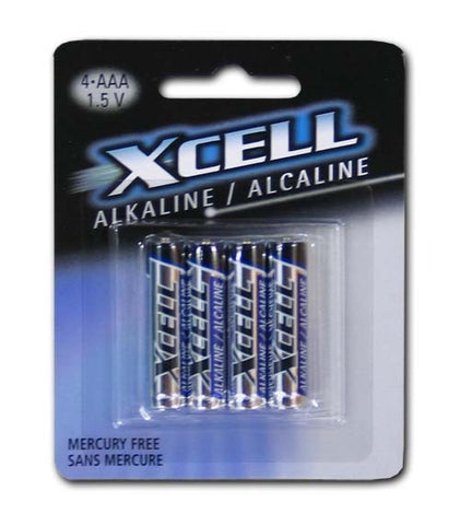 AAA Battery 4 Pack
