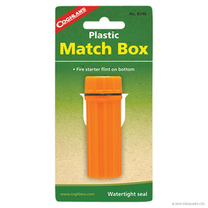 Plastic Match Case