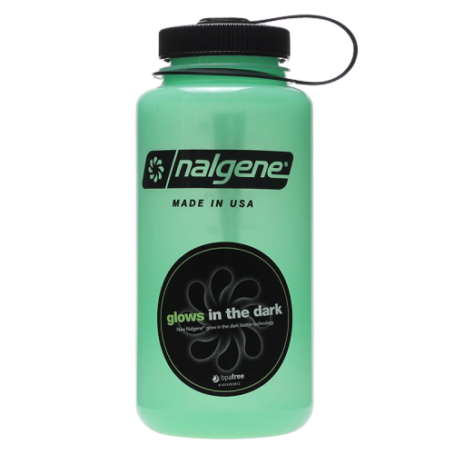 Nalgene 32oz Glow in the Dark