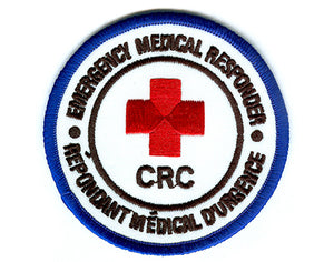 Emergency Medical Responder Badge