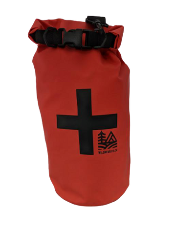 Dry Bag 10 L First Aid logo
