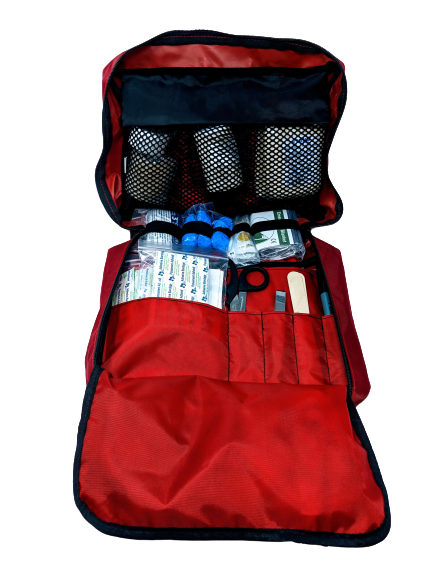 The On Site First Aid Kit