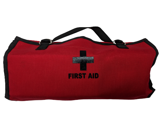 First Aid Roll-Empty First Aid Bag
