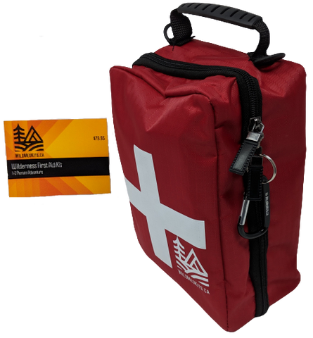 Wilderness First Aid Kit