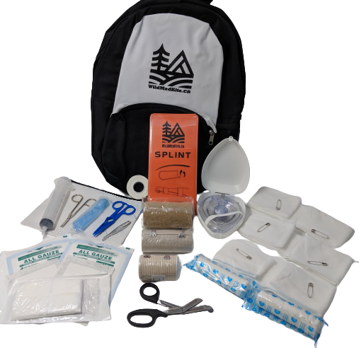 "Wilderness First Aid ""FAST"" Training Backpack"