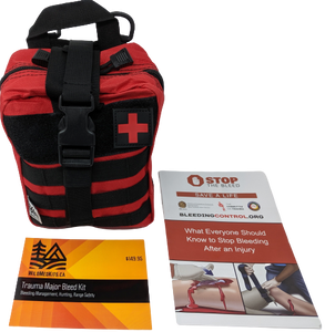 Trauma Major Bleed Kit
