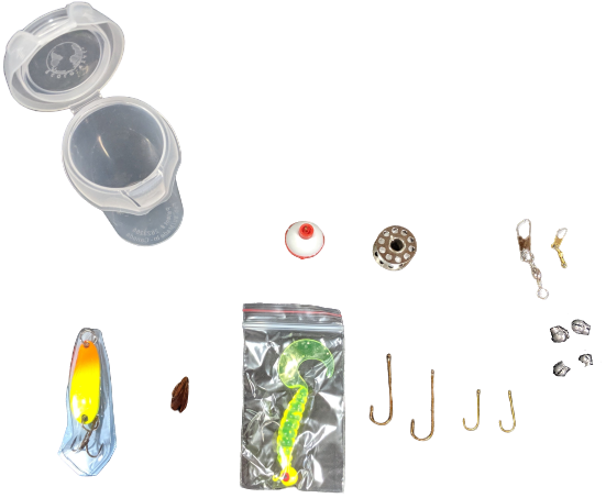 Pocket Survival Fishing Kit