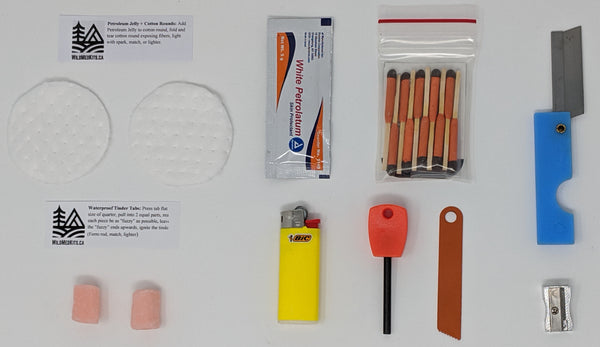 Pocket Fire Kit