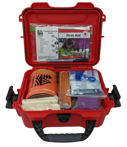 Adventure First Aid & Survival Kit