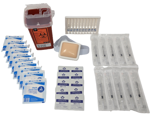 Injection Training Kit