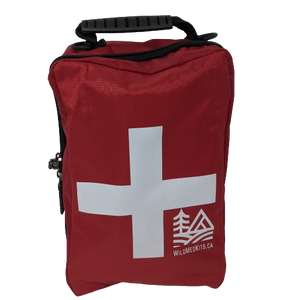 Medium Organized First Aid Bag