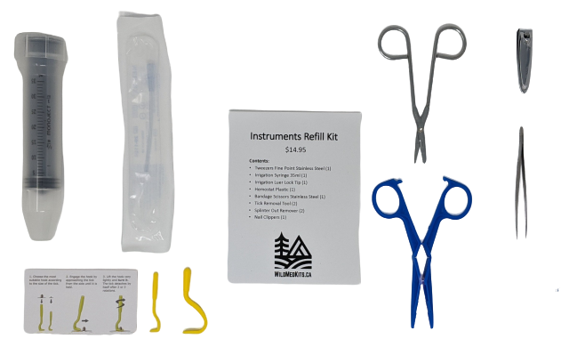 Instruments Refill Kit