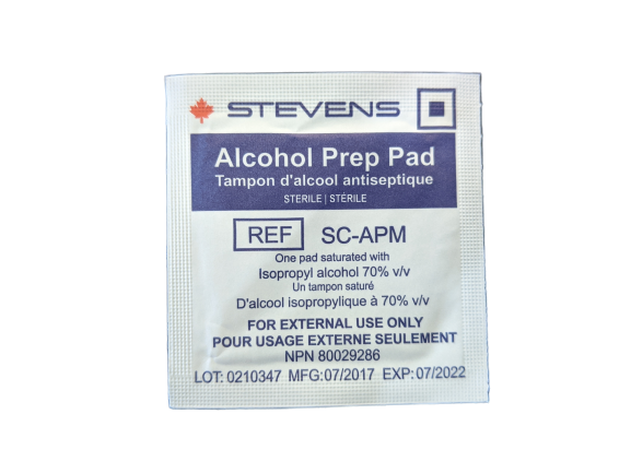 Alcohol Swabs (10)